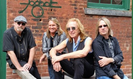 FOGHAT Celebrates 50th Anniversary With Release Of Latest Live Album, '8 Days On The Road,' On July 16 Via Foghat Records