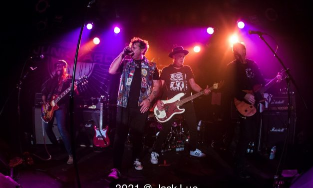 Junkyard, The Viper Room, West Hollywood, CA., July 17, 2021 – Photos by Jack Lue