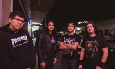 "Texas thrashers Archangel A.D. release ""Beacons"""