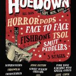 4th Annual So Cal Hoedown Returns!! Saturday, Sept 18th @ Port Of Los Angeles; Lineup Includes: Face To Face, Horrorpops, Fishbone, TSOL, Nashville Pussy, Supersuckers, CH3, Punk Rock Karaoke and More