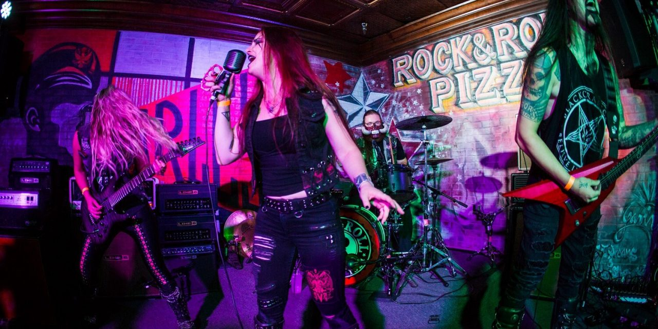 Disrupted Euphoria at Rock and Roll Pizza – Live Photos