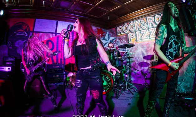 Disrupted Euphoria, Rock and Roll Pizza @ Harley's Bowl , Simi Valley, CA., August 21, 2021