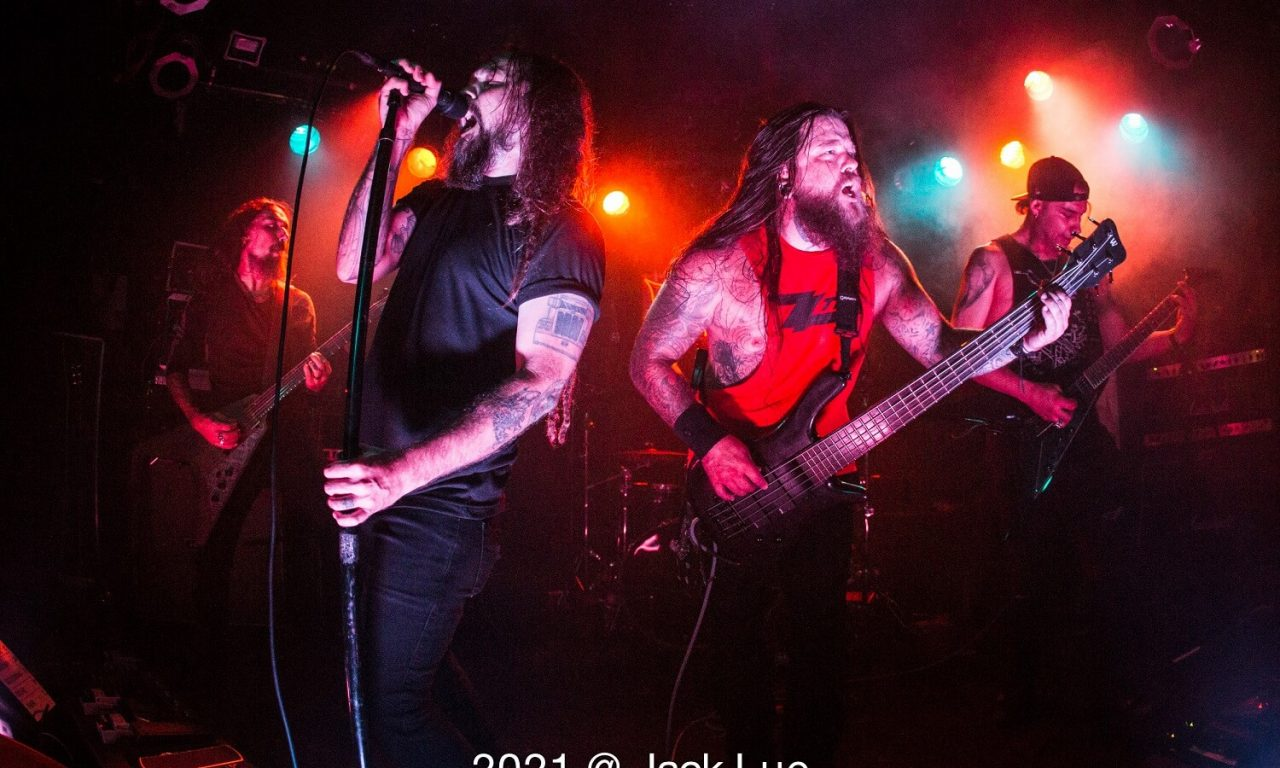 Against The Grave, The Viper Room, Los Angeles, CA., July 25, 2021 – Photos by Jack Lue