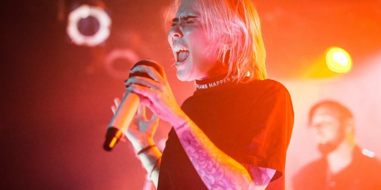 The World Over at The Viper Room – Live Photos
