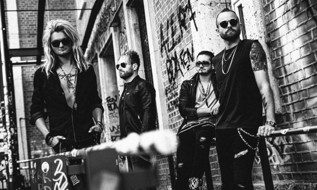 KISSIN' DYNAMITE Announces New Album and Napalm Records Debut, Not The End Of The Road