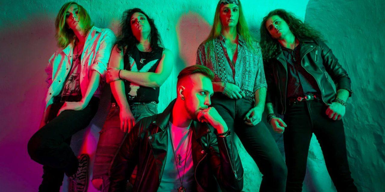 The Melodic Rock Dawn of Strÿkenine
