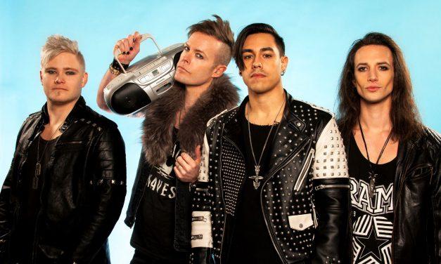 CRUZH: The New Melodic Rock Sensation