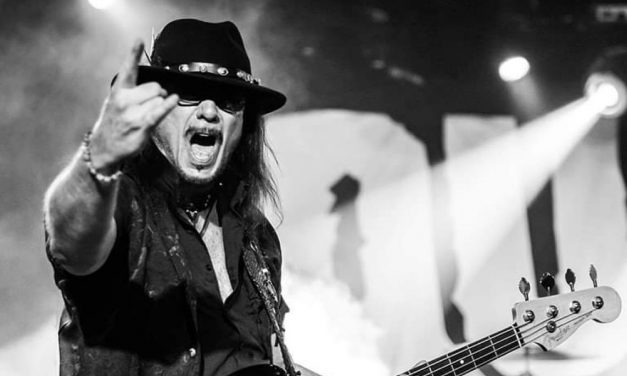 Quiet Riot Bassist Chuck Wright Readies Debut Solo Album For Release In 2022