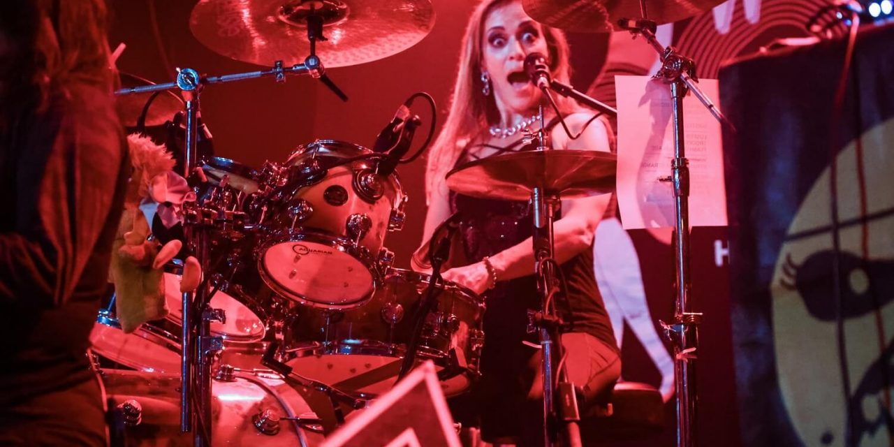 The Iron Maidens at The Whisky – Live Photos