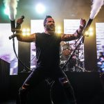 Skillet at The Grove Of Anaheim – Live Photos