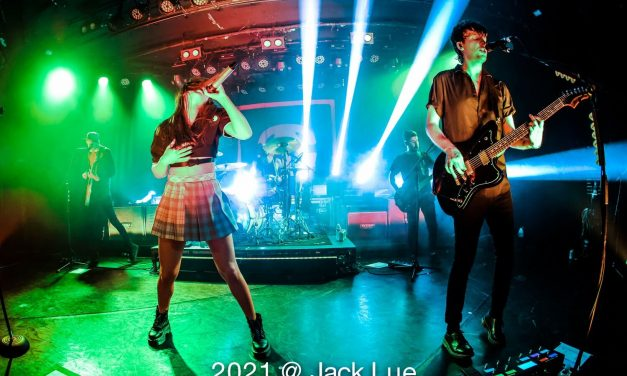 Against The Current, The Roxy, West Hollywood, CA., September 20, 2021