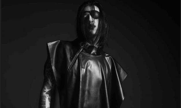"Alexander Blackstar Unveils New Music video for ""Noir Presage"""